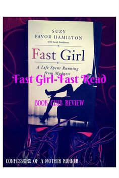 "Virtual Book Club Review of ""Fast Girl"" a fascinating look into the life of an Olympic runner turned Vegas call girl and her battle with Bi polar disorder"