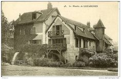 LUZARCHES  -  Le Moulin de Luzarches
