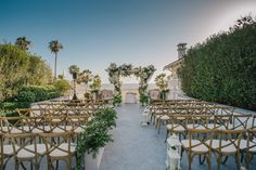These Southern California wedding venues are two of our favorites - and that's saying a lot, considering California's coast houses some spectacular spots to get married. Wedding Venue Prices, Wedding Venues Beach, California Wedding Venues, Outdoor Wedding Venues, Wedding Ceremony, Romantic Wedding Photos, Wedding Pictures, Shutters, Santa Monica