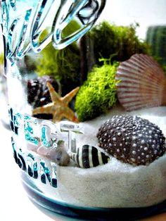 Upcycled Mason Jar Terrarium-17 Magnificent Terrarium Spring Decorations