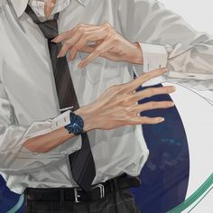 Hand Drawing Reference, Art Reference Poses, Aesthetic Art, Aesthetic Anime, Hand Pose, Handsome Anime Guys, Digital Art Tutorial, Hand Art, Boy Art