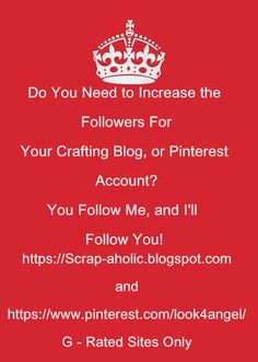 <title>Fabulous Way to Boost Your Blog Followers Immediately | Scrap-aholic Good Morning Today, Pin Interest, Shabby Chic Crafts, Funny Inspirational Quotes, Trash To Treasure, Craft Rooms, Recycled Crafts, Valentine Decorations, Altered Art