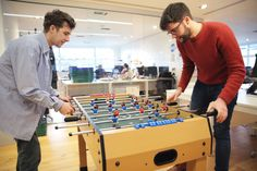 Image result for playing football table