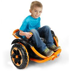 Power Wheels® Wild Thing™ (Orange) | Mattel