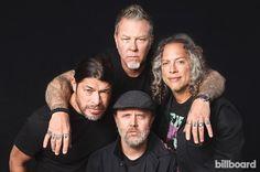 Metallica On Course for Sixth No. 1 Album on Billboard 200 | Billboard