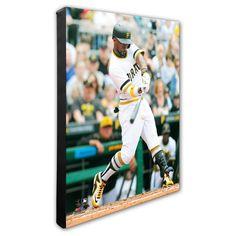 "Pittsburgh Pirates Andrew McCutchen 16"" x 20"" Player Canvas - $79.99"