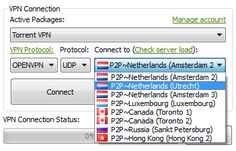 Torrent VPN servers to protect privacy while downloading torrents - Set up the VPN on Bittorrent, Torrent and (P2P) client #torrentvpn, #vpn, #bittorrent