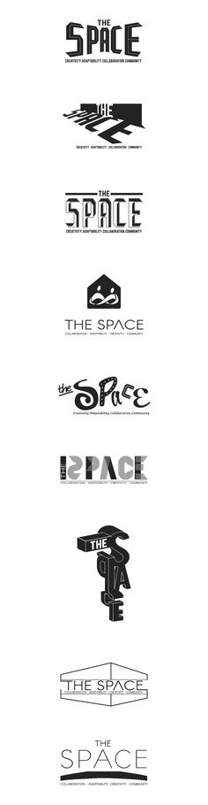 Logo Samples for The Space