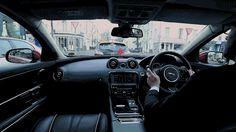 Jaguar Land Rover windscreen This is how Jaguar Land Rover wants to eliminate blind spots