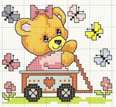 Images search results for ponto cruz baby from EMG Technologies. Cross Stitch Baby, Cross Stitch Kits, Cross Stitch Designs, Hand Embroidery Patterns, Canvas Patterns, Cross Stitch Patterns, Cross Stitching, Cross Stitch Embroidery, Crochet Cross