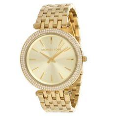 Michael Kors MK3191 Ladies All Gold Watch