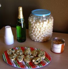 New Year's Eve Entertaining with Daily Chef Bruschetta #MealsTogether #cbias
