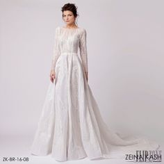 Zeina Kash 2016 collection - Bridal