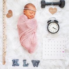 This birth announcement is seriously so adorable (and easy to replicate!) Thanks for the tag, @littletinylearner.