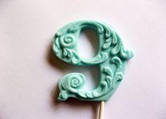 Mint lollipop
