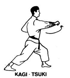 Resultado de imagen de kagi tsuki karate Karate Kata, Goju Ryu, Kyokushin, Lifelong Friends, Dojo, Jiu Jitsu, Kung Fu, Martial Arts, Ishikawa