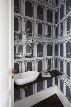 Modern Cloakroom Ideas: Cloakrooms & Powder Rooms Decor Inspiration