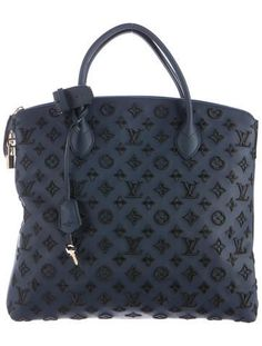Louis Vuitton Monogram Addiction Lockit Vertical MM
