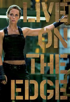 Live on the Edge Emily Blunt
