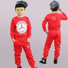 boy clothes sets kids sport suit tracksuit for boy