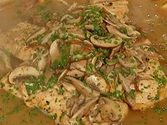 Get this all-star, easy-to-follow Chicken Marsala recipe from Emeril Lagasse