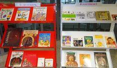 Fiesta de Carnaval / Inauteri Festa En la Biblioteca Infantil ya estamos de carnavales. Libros de máscaras, disfraces, maquillajes etc... ¡Acércate y elige tu libro!