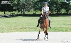 Teach your horse these lateral movements with advice from Jane Savoie.