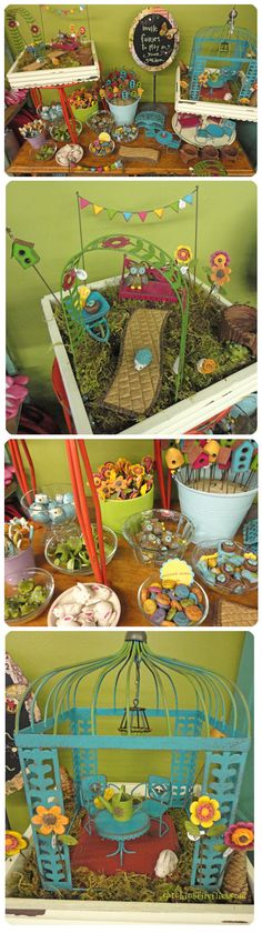 Fairy Garden Items That Make You Smile | creative gift ideas & news at catching fireflies