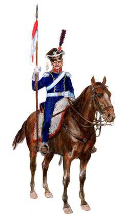 Napoleon.org.pl - Ułani Księstwa Warszawskiego 1807-1814