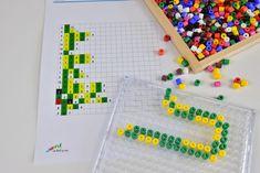 Kleuters digitaal! Kraak jij de geheime code op de kralenplank? - Kleuters digitaal! Coding, Games, Kids, Organization, Young Children, Boys, Gaming, Children