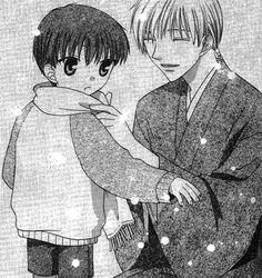 Kyo & Kazuma awwwwwwww