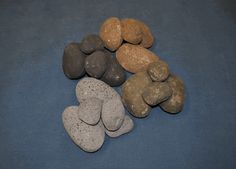 Hearth Products Controls Mutlicolor Ceramic Fiber River Rock Kit