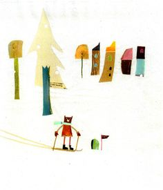 Natsuko Kawatsu / カワツナツコ Natsuko, Storyboard, Childcare, Bears, Paper, Creative, Pictures, Inspiration, Collage