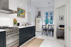 Image result for scandi style kitchens