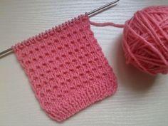 Patrones de Tejido Gratis - Principal Loom Knitting, Knitting Patterns Free, Free Knitting, Crochet Patterns, Knit Crochet, Crafty, Embroidery, Stitch, Design