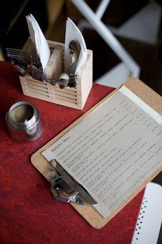 Cafe Nabiha menu