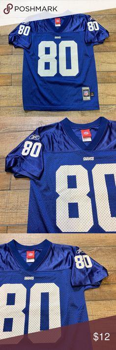 36cdfc12ccc Jeremy Shockey New York Giants NFL Jersey Perfect Condition Vintage • Retro  • Throwback Jersey Jeremy