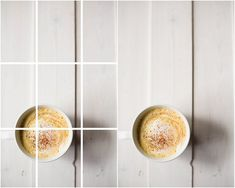 Learn how the food photography technique of the Rule Of Thirds is both important and easy. Rule Of Thirds Photography, Food Photography Tips, Flat Lay Photography, Iphone Photography, Still Life Photography, South Korean Food, Korean Street Food, Kimchi Recipe, Korean Dessert