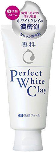 Senka   Perfect White Clay n   (120ML)