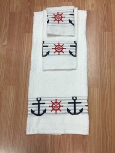 A personal favorite from my Etsy shop https://www.etsy.com/listing/450344600/bath-towels