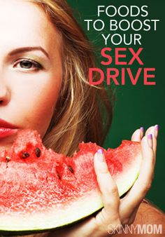 You can boost your SEX drive by eating these foods! Click to read!