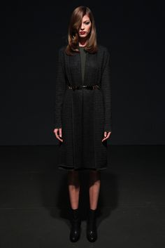 St. John RTW Fall 2013 - Slideshow - Runway, Fashion Week, Reviews and Slideshows - WWD.com