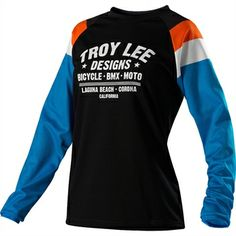 Troy Lee Designs Womens Rev Jersey Fall 2013 | Troy Lee Designs | Brand | www.PricePoint.com