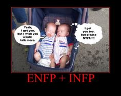 MBTI General] ENFP / INFP couples?