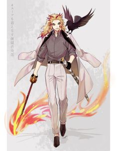 Higashikuze Akiho's very existence was thought to be taboo among demons and humans alike: she was a half-demon, the first of her kind. M Anime, Anime Demon, Anime Art, Demon Slayer, Slayer Anime, Manga Dragon, 4 Panel Life, Fanart, Otaku
