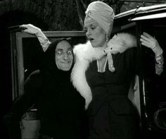 You take the blond and I'll take the one in the turban, Young Frankenstein