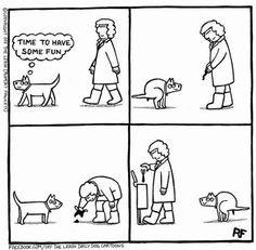 Estas ilustraciones muestran el lado más perruno de los perros
