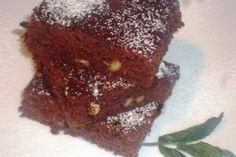 Negresa cu gem de post - Culinar.ro Pastry Cake, Vegan, Desserts, Food, Tailgate Desserts, Deserts, Patisserie Cake, Essen, Postres