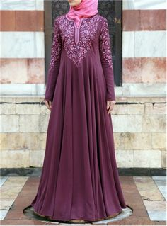 SHUKR International | Secret Garden Gown