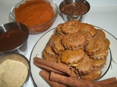 The Cookie Lady -Pumpkin Spice   Gluten Free & Preservative Free